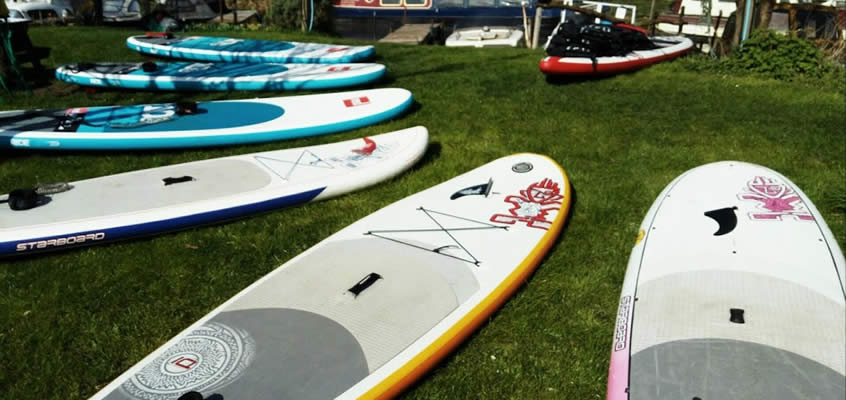 River Spirit SUP - GRoup Bookings