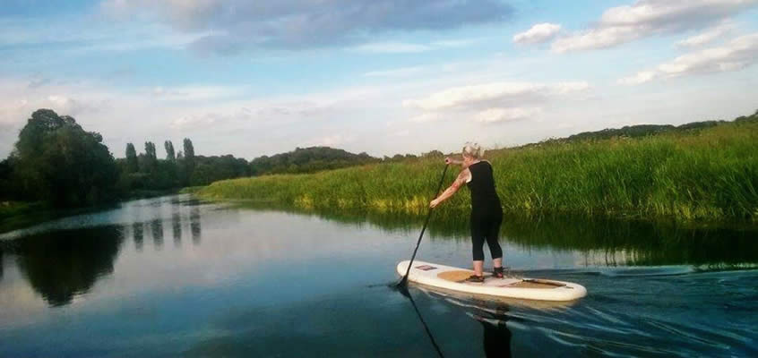 SUP Tuition - Standup Paddle Board Tuition